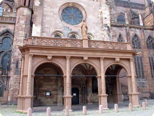קתדרלות וכנסיות בגרמניה