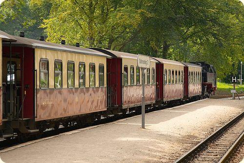 רכבות בגרמניה